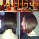 Stacked Bob, done by Feda
